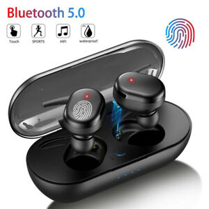 Y30 Bluetooth Earphones Wireless Headphones Touch Control Sports Earbuds TWS