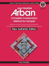 Carl Fischer 021x Arban Complete Conservatory Method for Trumpet