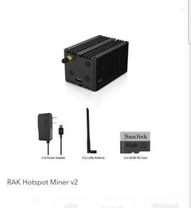 Helium (£HNT HNT) Hotspot Miner RAK Hotspot Miner v2 Available To Order