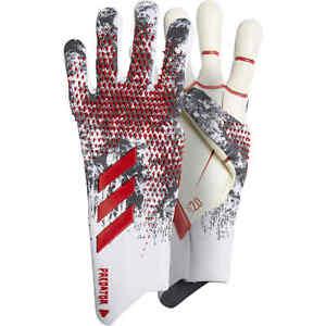 adidas Predator Pro Torwart Handschuhe GL Pro FR8371  Manuel Neuer weiß-rot