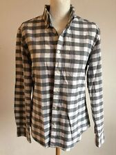 Marks & Spencer Smart Casual Check Shirt - S