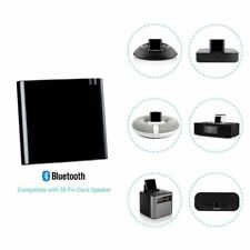 Bluetooth v4.1 Music Audio Receiver Adapter for iPod iPhone 30Pin Bose SoundDock