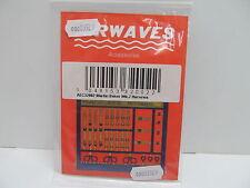 MES-48840Airwaves AC32002 1:32 Mk.7 Martin Baker Harness Metall-Ätzteile,