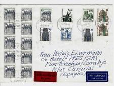 Diverses aus der Philatelie mit Bedarfsbrief aus Berlin