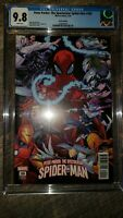 Peter Parker: The Spectacular spiderman 300 Variant  CGC 9.8