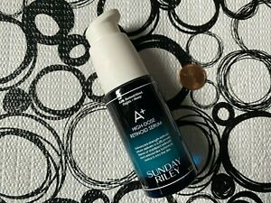 Sunday Riley A+ HIGH DOSE RETINOID SERUM * Full Size * NWOB