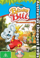Blinky Bill The Mischievous Koala DVD NEW, FREE POSTAGE WITHIN AUSTRALIA REG ALL