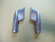 Vintage Yamaha Snowmobile 1973-1977 Polished Bumper Ends GP SL TL GS 292 338 433
