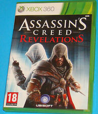 Assassin's Creed Revelations + Soundtrack - Microsoft XBOX 360 - PAL