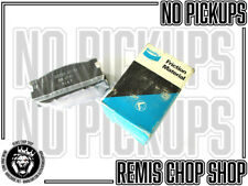 FRT Brake Pads Fit Toyota Corolla TE71 KE70 Set Pair NOS Parts D Remis Chop Shop