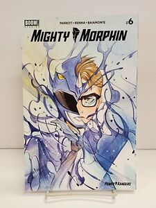 MIGHTY MORPHIN #6 VARIANT