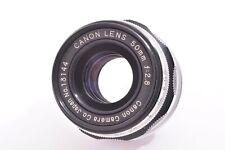 CANON 50mm/F2.8 Leica 39mm LMT screw mount  #13144