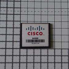 Used Cisco 64MB CompactFlash Card
