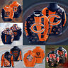 Chicago Bears Hoodie Men Casual Jacket Sport Sweatshirt Football Hooded Pullover