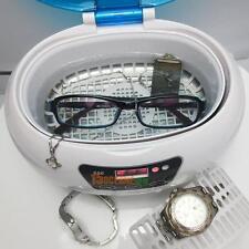 Nail Tools Sterilizer 600ml Ultrasonic Cleaner Tank Metal Tool Disinfect Machine