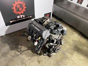 JEEP GRAND CHEROKEE SRT 2014-2015 6.4L V8 8 CYLINDER OEM ENGINE MOTOR BLOCK 60K