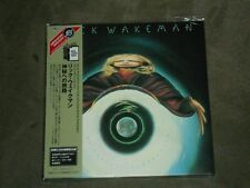 Rick Wakeman No Earthly Connection Japan Mini LP
