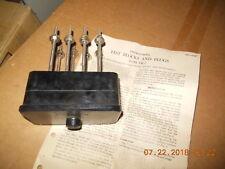 General Electric Test Block Tyype Pk-2 Cat. 6005439 G