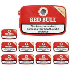 Pöschl Red Bull Snuff 10 Pack Schnupftabak - Starker Menthol Snuff - NEUWARE!