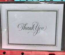 10 Pack American Greetings Thank You  Notecards NEW