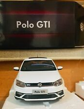 Vw Polo GTI 6R 1/18 Vw Dealer Officiel Volkswagen