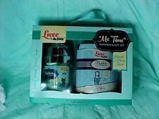 "Luxe by Mr. Bubble Sweet & Clean Ladies ""ME TIME"" Pampering Gift Set SEALED BOX"