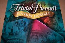 JEU DE SOCIETE : TRIVIAL PURSUIT EDITION FAMILLE  COMPLET ( VERSION FAMILIALE )