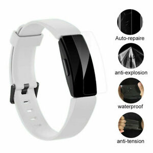 HD For Fitbit Alta Inspire/Inspire HR Screen Protector Full Cover Hydrogel Film