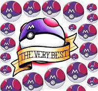 20 Master balls~ Pokemon Sword And Shield Master ball~ Master Ball Bundles~Best~