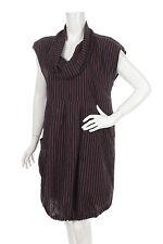I Masai Clothing Company schiacciato Look Gessato Dress Kleid