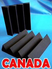 "Soundproofing 3"" Acoustic Studio Wedge Foam (CANADA)"