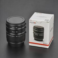 VILTROX DG-C Auto Focus AF Macro Extension Tube 12+20+36mm For Canon EOS EF EF-S