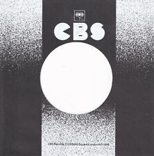 CBS Company Reproduction Record Sleeves - (pack of 15)