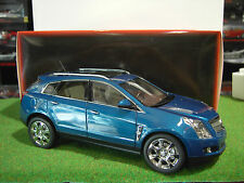 CADILLAC SRX CROSSOVER 4x4 bleu 1/18 KYOSHO G003BL voiture miniature collection