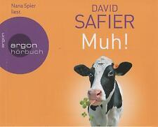 David Safier: MUH! Kuh-Komödie Cuxhaven, New York, Mississippi, Himalaya, Indien