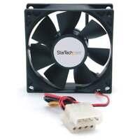 StarTech Cooling Fan 80x80x25mm Ever Lubricate Bearing  FANBOXSL