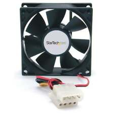 StarTech Cooling Fan 80x80x25mm Ever Lubricate Bearing  FANBOXSL