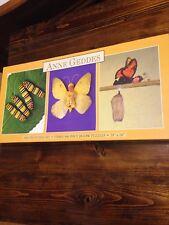 Anne Geddes Three 500 Piece Jigsaw Puzzles.Ceaco.New.