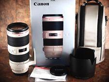 Canon EF 70-200mm f/2.8 L IS II USM Lens - Near-Mint