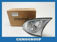 Indicator Front Left Front Directional Indicator Depo BMW Serie 3 E46