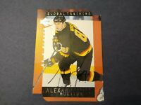 1995-1996 Upper Deck Be a Player Autograph #S204 Alexander Mogilny Auto