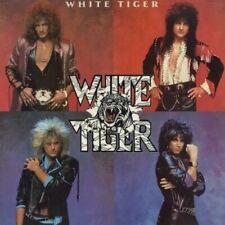 WHITE TIGER s/t (same) + Demo 88 CD Ltd 300 Mark St. John KISS rare glam metal