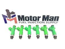 Motor Man - 0940 16600JK20A Genuine Denso Nissan Infiniti 3.5L Fuel Injector Set