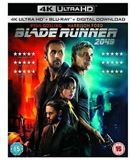 Blade Runner 2049 4k UHD Blu-ray 2017 DVD Region 2