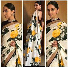 DEEPIKA PADUKONE SAREE FROM SABYASACHI MUKHERJEE Designer saree sari