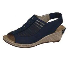 Rieker Women's Wedge Heel Shoes