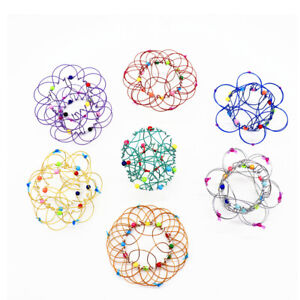 MAGIC MANDALA FLOWER BASKET TOY Can Transform-35 Beautiful Shapes For Adults Kid