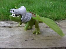 How to Train Your Dragon Green Armoured Dragon Figure Defenders Of Berk Toy
