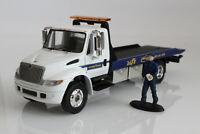 2013 International Durastar Goodyear Flatbed Tow Truck 1:64 Scale Diecast Model