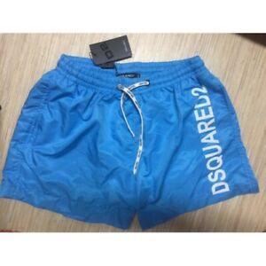 Dsquared2 Shorts Neu Hosen Herren Badehosen Neu Bermudas Badeshorts